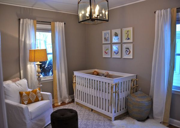 A Serene, Gender-Neutral Nursery Design - Baby Blog - Best Baby Sites for Shopping and Inspiration