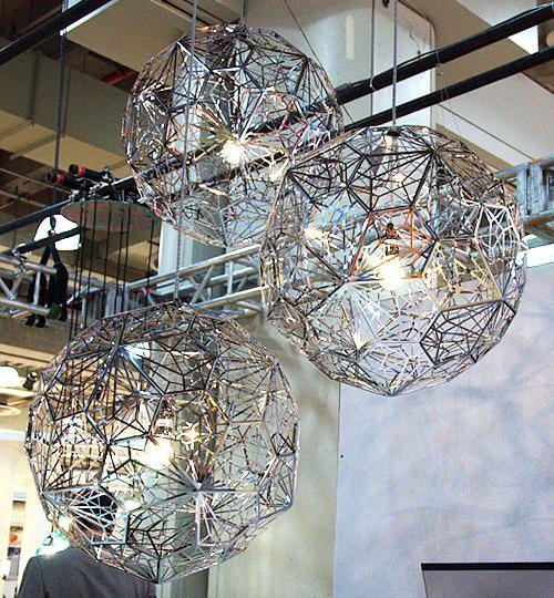 ICFF 2013: My Favorite Hanging Lights + Pendants #lighting #pendants