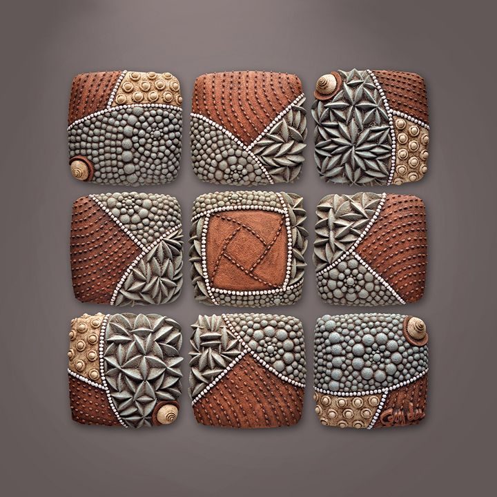 Chris Gryder -Pinwheel Pattern