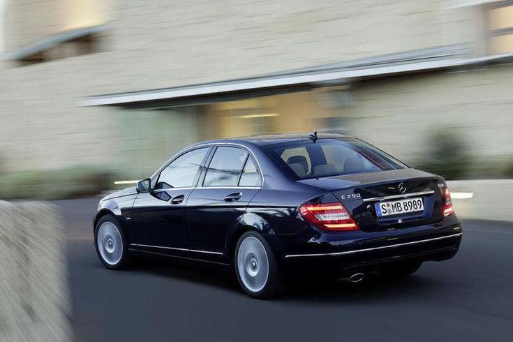 Mercedes C-Class (W204) reviews - http://autotras.com