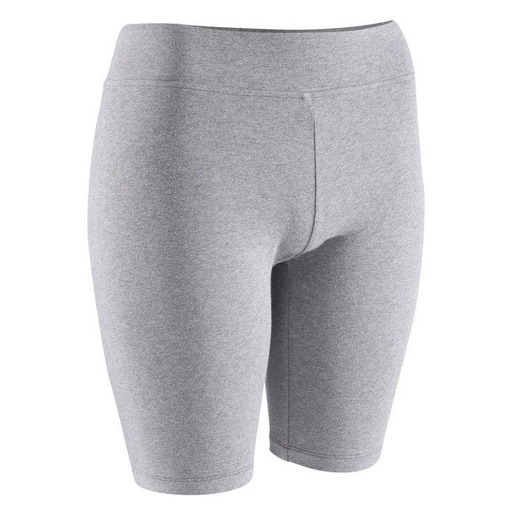 229,00руб. - Одежда для фитнеса - Велошорты FIT + Жен. - DOMYOS
