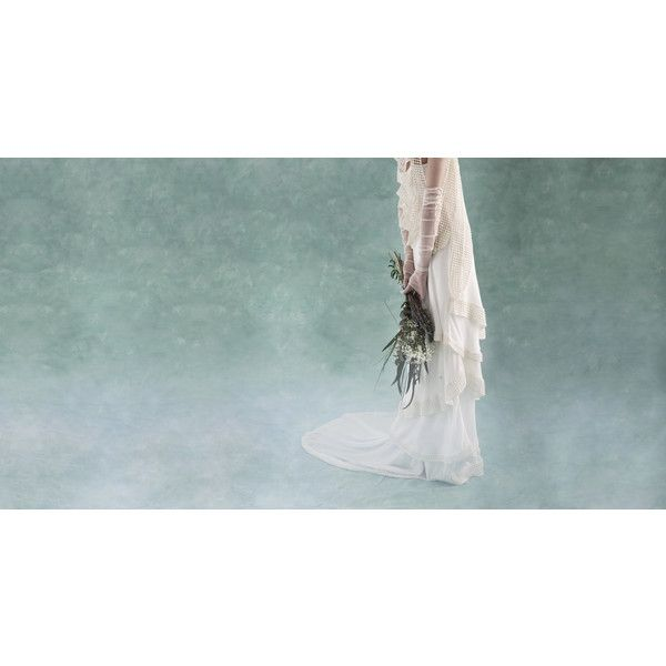White Collection | Bridal Dresses By Ioanna Kourbela found on Polyvore featuring women's fashion
