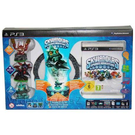 Comprar Skylanders Spyro's Adventure para Sony Playtation 3