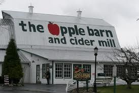 The Apple Barn really is a barn, it was built back in 1910 and was part of the farm that the Hicks and Kilpatrick families bought in 1972. We planted our first trees in 1976 and we plant more every year. Our orchard now numbers over 4,000 trees. We began renovating the old cattle barn in 1980, scrubbing it clean as a whistle, one board at a time.