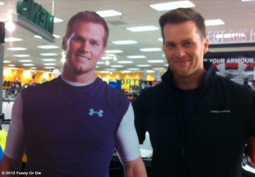 Tom Brady & Tom Brady!