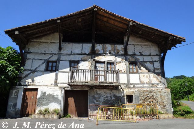 13 best caserios vascos images on pinterest basque country country homes and country houses - Caserios pais vasco ...