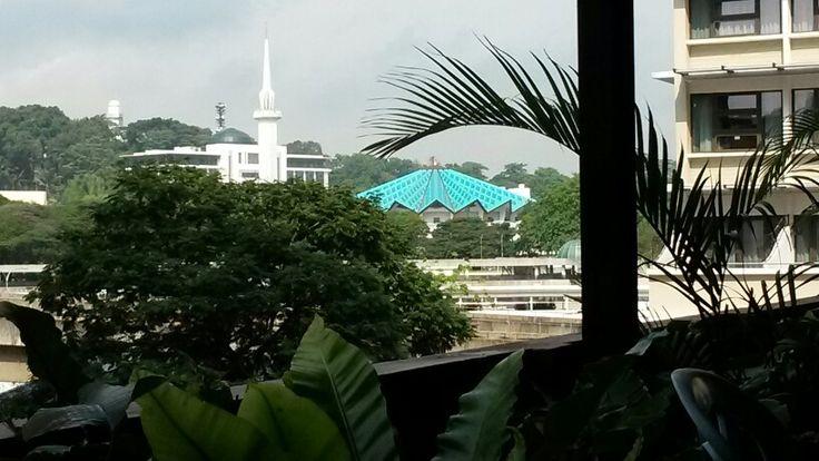 Malaysia National Mosque, Kuala Lumpur