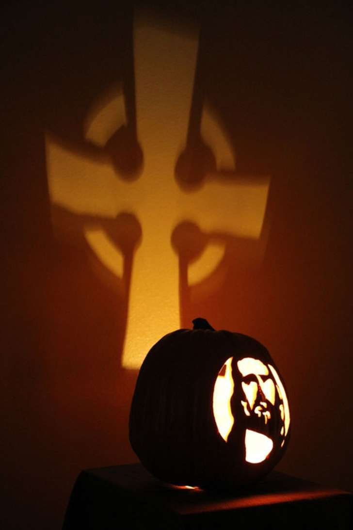 Best images about have faith pumpkin carving patterns