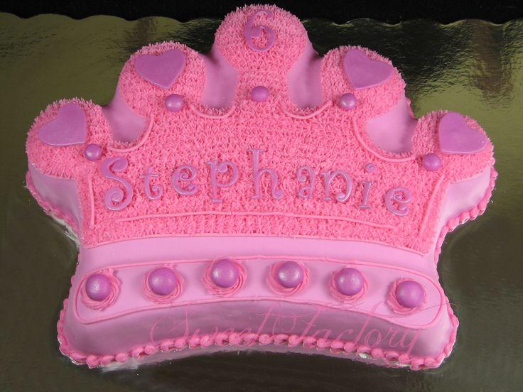 Crown Cake Princess Crown Cake Crown Shape Cake In