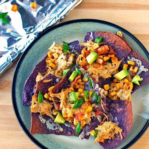 Crab & Avocado Nachos   Recipe   Crabs, Nachos and Avocado