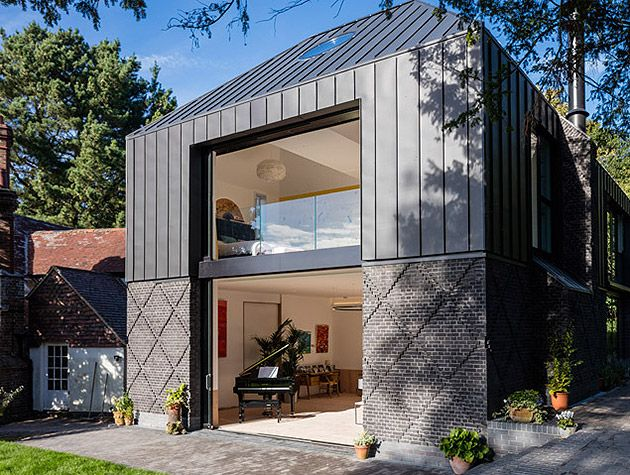 The Build Series 3 Annoying Things You Ll Have To Deal With Before Starting Your Self Build South Place Studio In 2021 Hauswand Architektur Spielhaus Innen