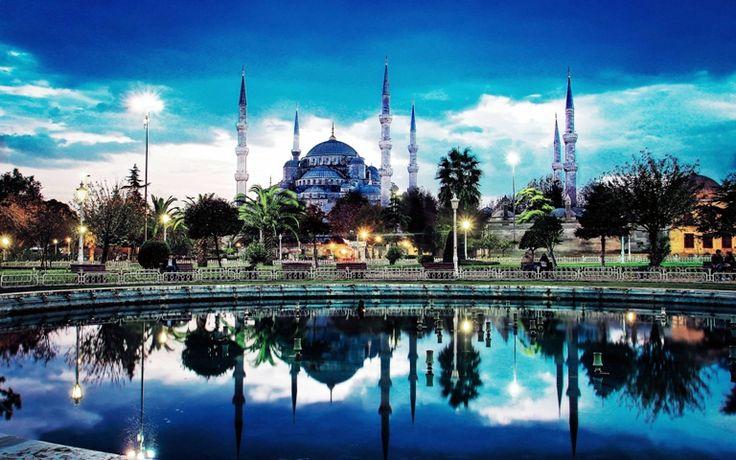 pemandangan Kota Terindah - Istanbul, Turki