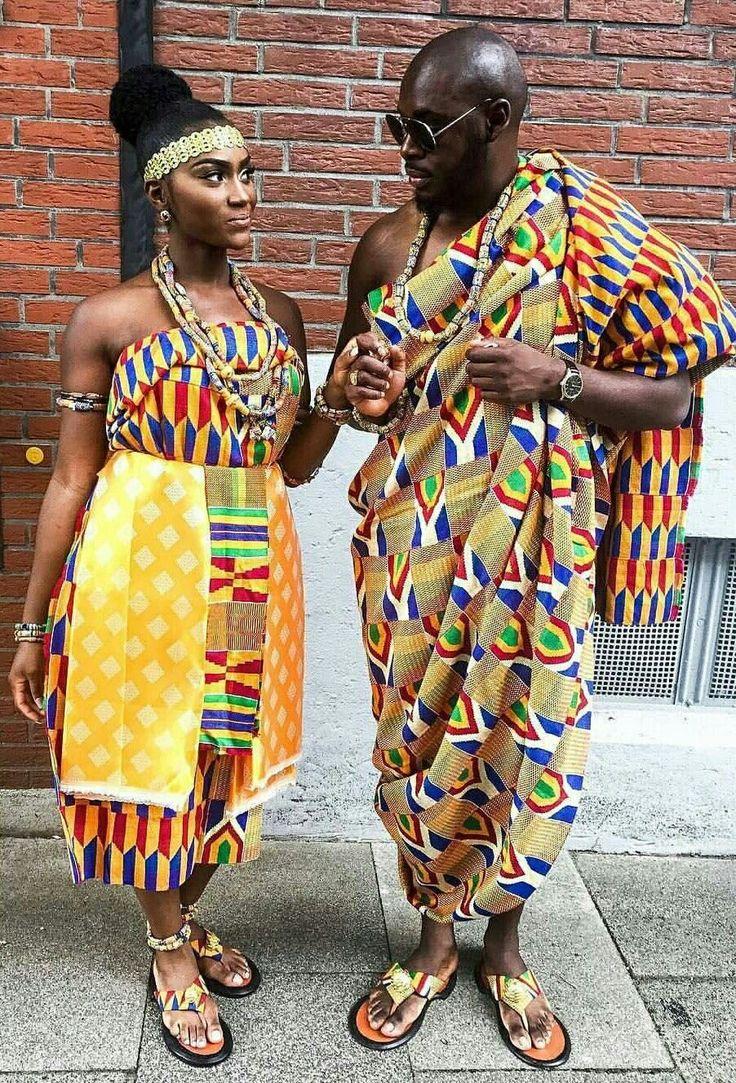 этого термина африканский костюм фото же