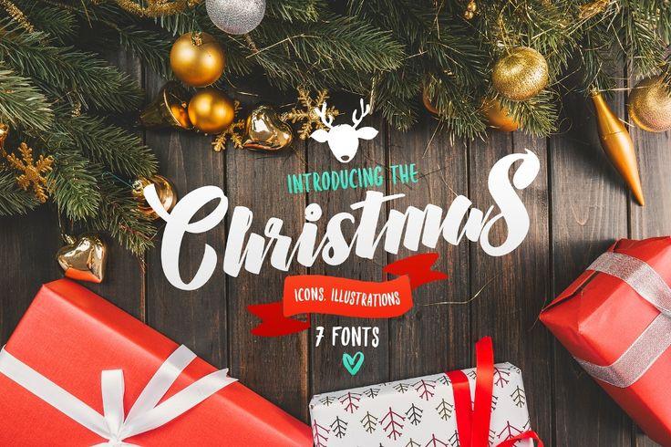 13-christmas-font-bundle