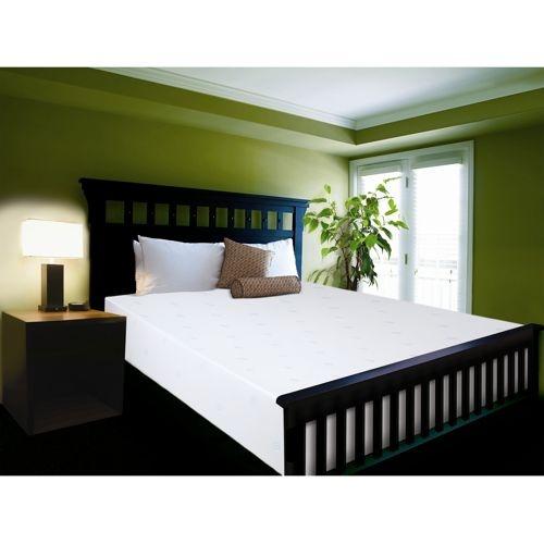 novaform pure comfort queen 500 full mattress
