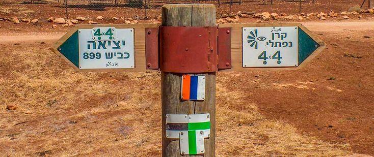 Trail Markierung : Farbmarkierungen auf Wanderwegen