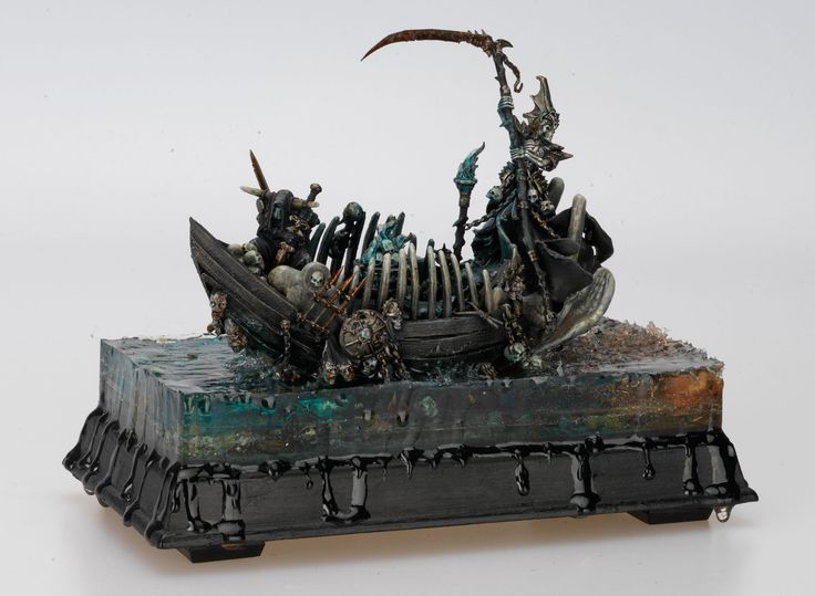 Converted Vampire counts army. Absolutely amazing.