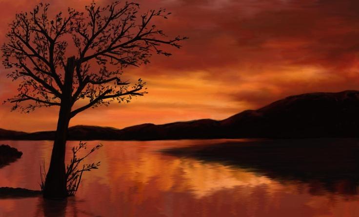 Coniston Lake - Lake District