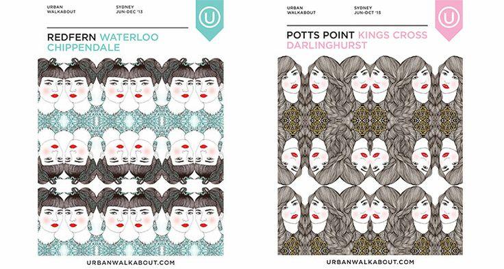 Redfern/Waterloo/Chippendale Potts Point/Kings Cross/Darlinghurst --- Chrissy Lau: Cover Artist