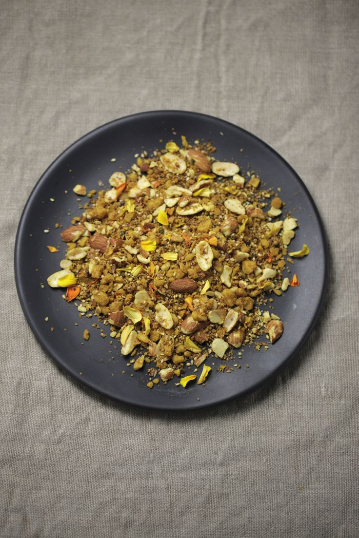 Dukkah – Egyptian Spice Mix : The Healthy Chef – Teresa Cutter