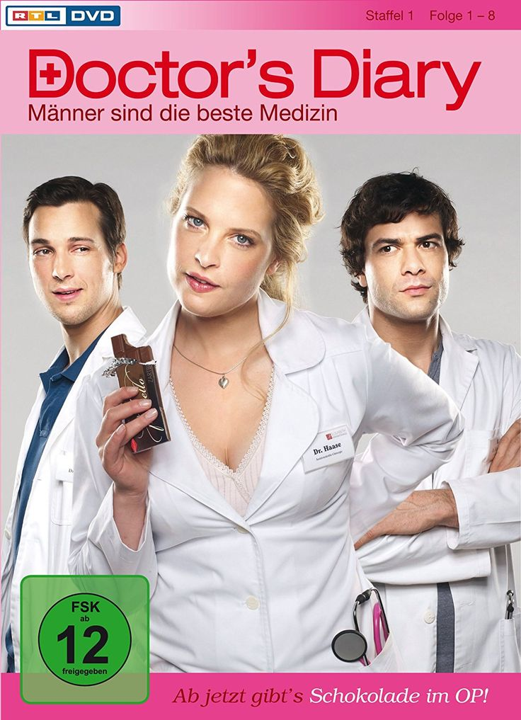 Doctor's Diary [Staffel 1] <3