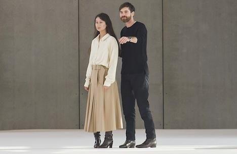 Sarah- Linh T. and Christophe L.