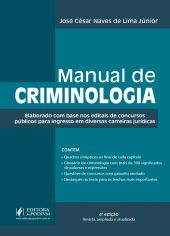 Manual de Criminologia (2017)