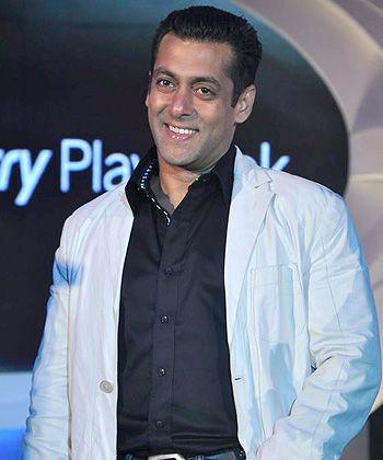 Salman Khan as Hanuman!
