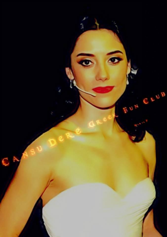 Portraits of #CansuDere 3.Yesilcam Odulleri 2010 (23.2.2010)