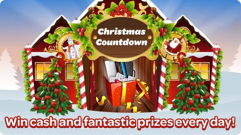 The Sun Bingo Christmas Countdown has begun! Sun Bingo is giving away hundreds of fantastic prizes including an Apple iPhone 5, £200 cash and lots more Plus daily extra chances to win! http://www.initto-winit.com/bingo/sun-bingo/