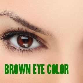 With the right color contacts for your brown eyes, it is easier to enhance them regardless of your skin color. Here's how to choose the best non prescription and prescription contact lenses for dark and brown eye types.