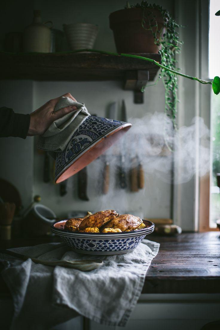 moroccan, chicken, one, pot, meal, recipe #recipe /