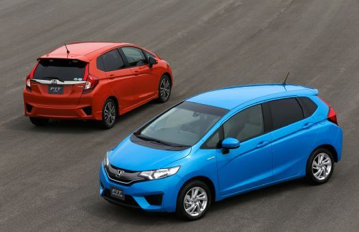 2015 Honda Fit First Drive ...and 'Big Change'