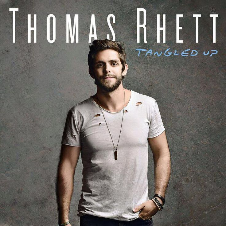 Thomas Rhett's new album Tangled Up is available now! Have y'all heard it yet? You can get it here: http://smarturl.it/TangledUp