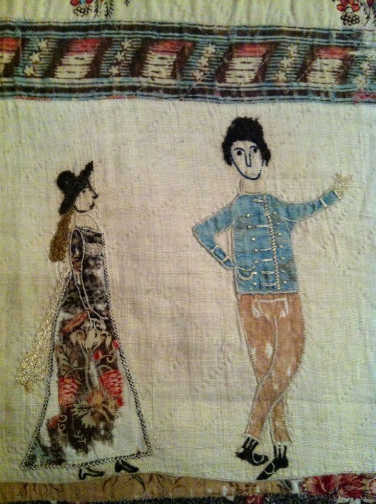 178 best Old Quilts images on Pinterest | Embroidery, Arbors and ... : pictorial quilt artists - Adamdwight.com