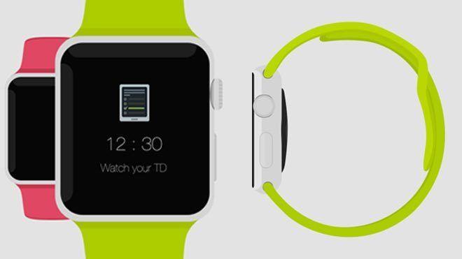 Apple Watch Free Psd Mockup  http://www.ultraupdates.com/2014/10/apple-watch/  #AppleWatch