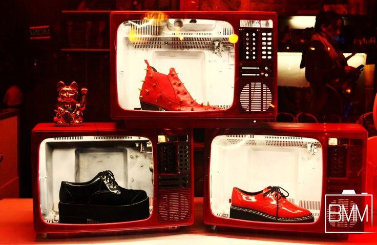 Zapatos por Belu Macchiavello