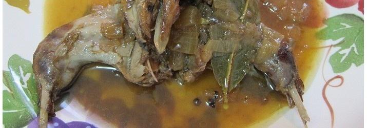 Perdices elaboradas con aceite de oliva virgen extra Cornicabra Casas de Hualdo. #AOVE