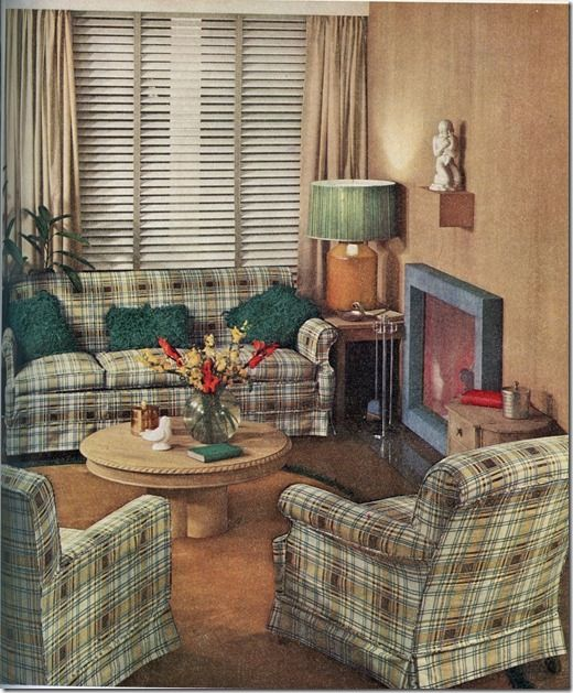 102 Best 1940s Living Room Images On Pinterest 1940s
