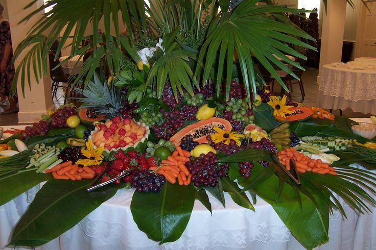 +The Church Cook: Fruit Centerpiece
