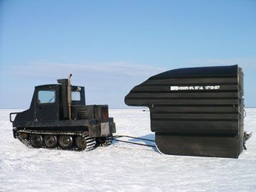 93 best ice hut ice fishing images on pinterest ice for Ice fishing cabins alberta