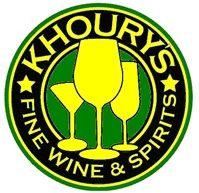 Khoury's fine wine and spirits-stop on way in for supplies