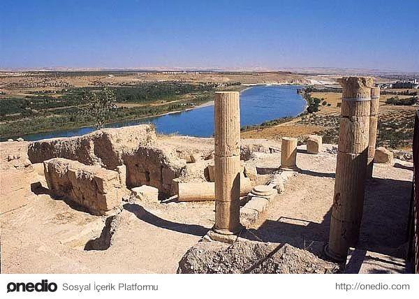 Mozaik kent Zeugma: Gaziantep ili, Nizip ilçesinde yer alan antik şehir, Roma döneminden kalan mozaikleri ile tanınıyor.