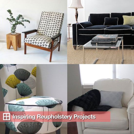 Superb Inspiring Makeovers: 11 Reupholstery Projects That Will Impress You