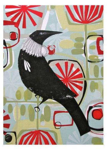Check out Out the back by Holly Roach at New Zealand Fine Prints