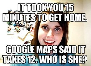 """Laina Morris became the """"Overly Attached Girlfriend"""" meme. She has embraced her online fame."""