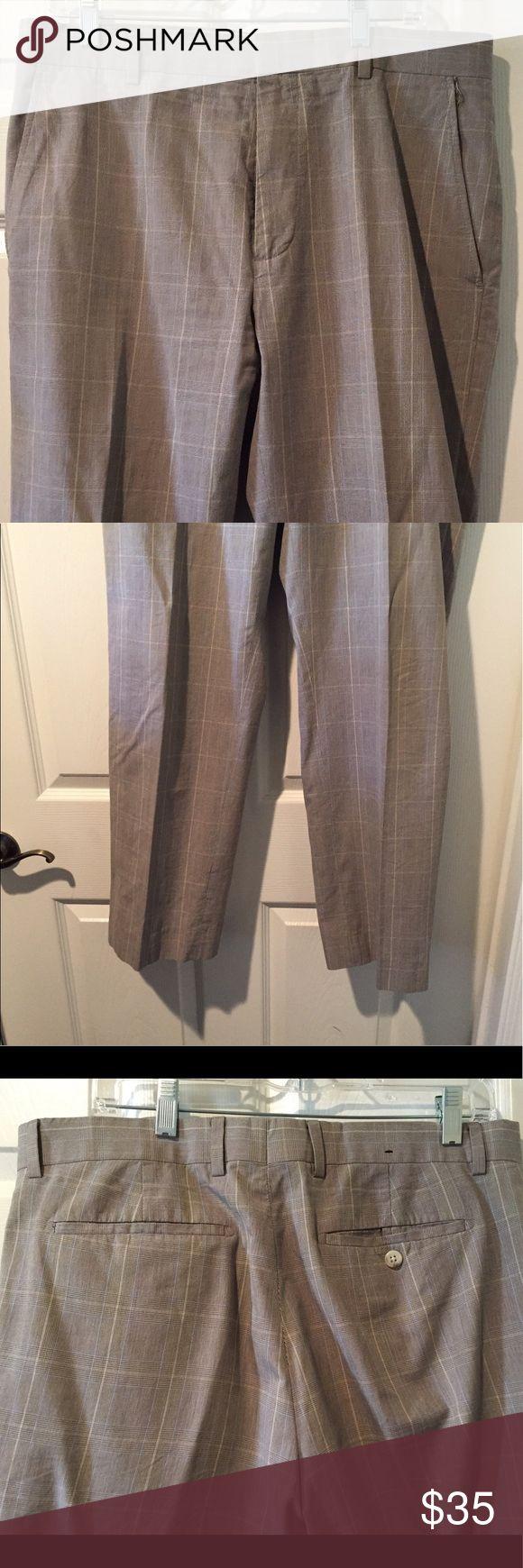 Banana Republic Men's Slacks Banana Republic Men's Slacks.  Flat front pants. Modern Fit 34/30 Banana Republic Pants Dress
