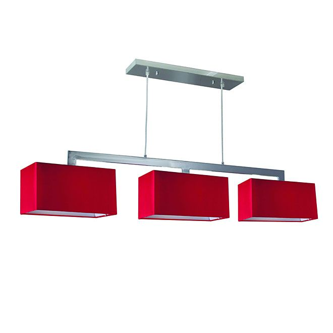 luminaire rouge cuisine id es cuisines pinterest luminaires rouge et cuisines. Black Bedroom Furniture Sets. Home Design Ideas