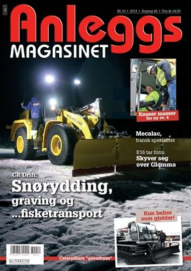 Abonner på AnleggsMagasinet fra Bladkongen. Om denne nettbutikken: http://nettbutikknytt.no/bladkongen-no/