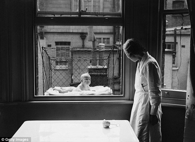 On the Social Construction of Childhood: Making Space for Babies   Inequality by (Interior) Design